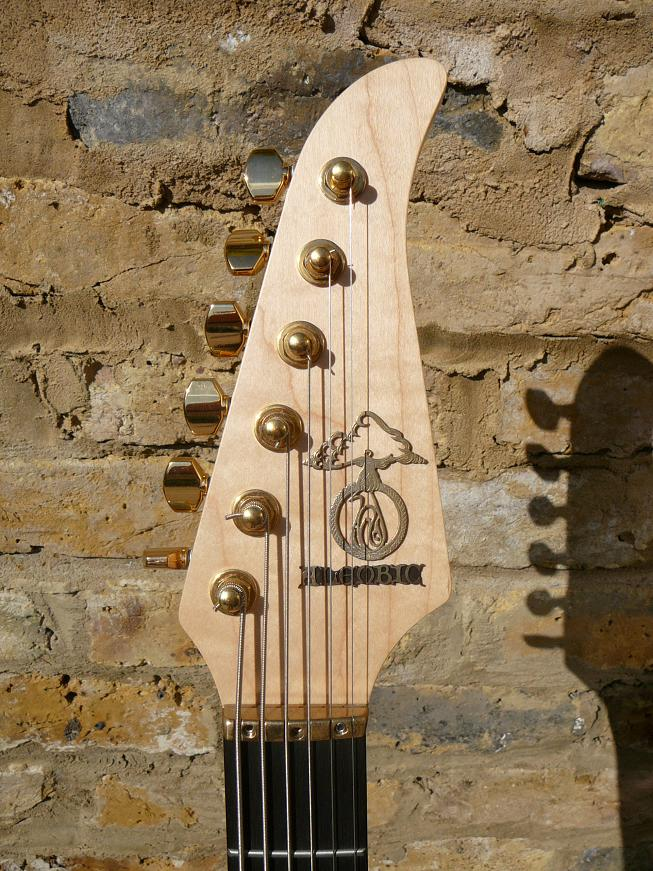 Orion headstock front