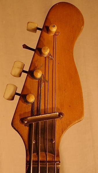 Orpheus violin bass