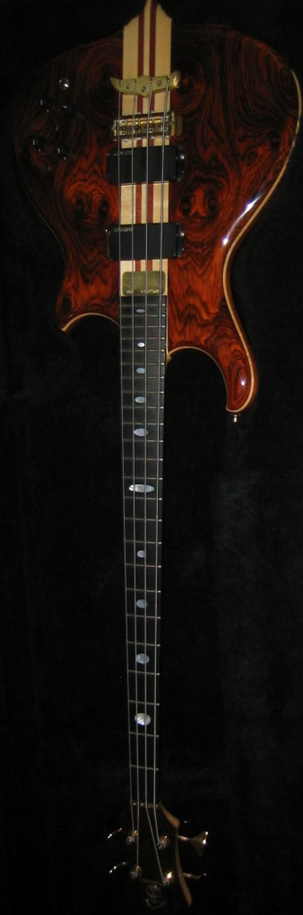 Joeri's Mark King Deluxe