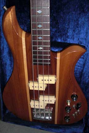 80 Koa Eagle BC Rich