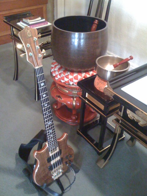 alembic and bells