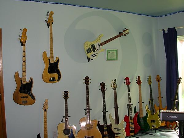 My Instruments