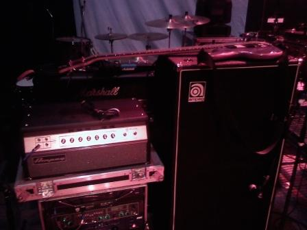 Stage amp