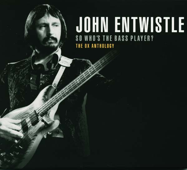 John Entwistle with Alembic Series I