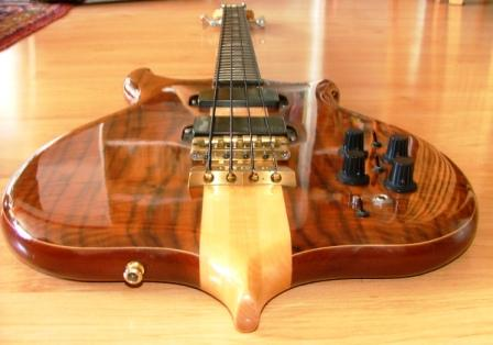 There's no bass like Alembic