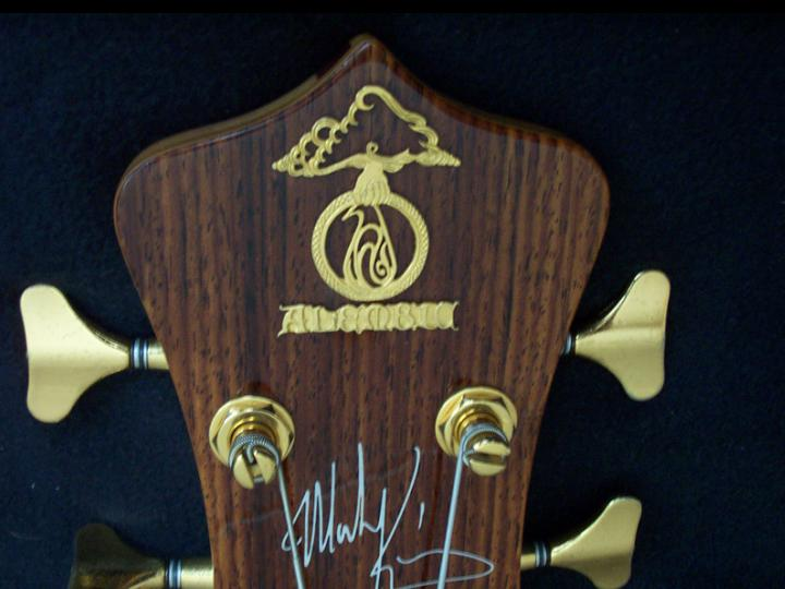 Alembic script &amp; MK signature