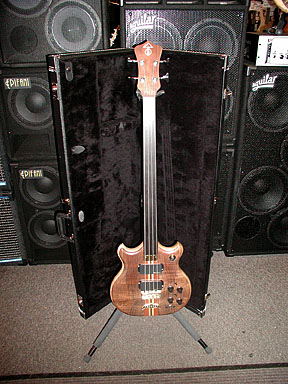 Brown Bass front body