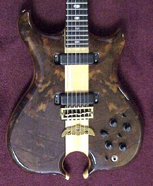 Susan's guitar