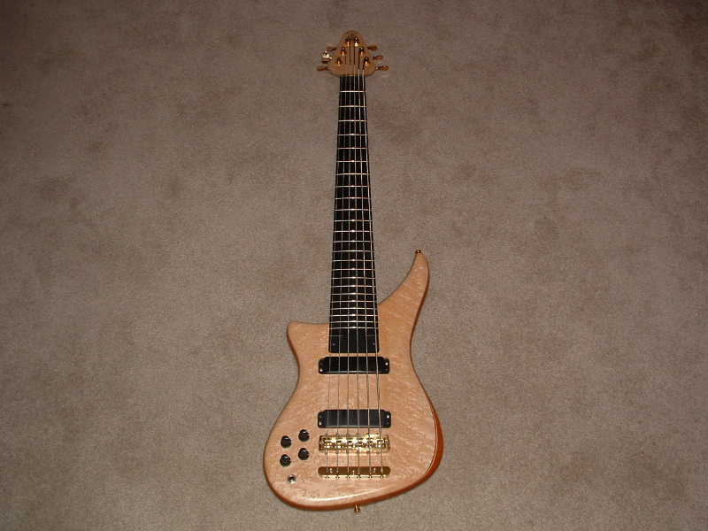 Lefty Epic 6 (Birdseye Maple)
