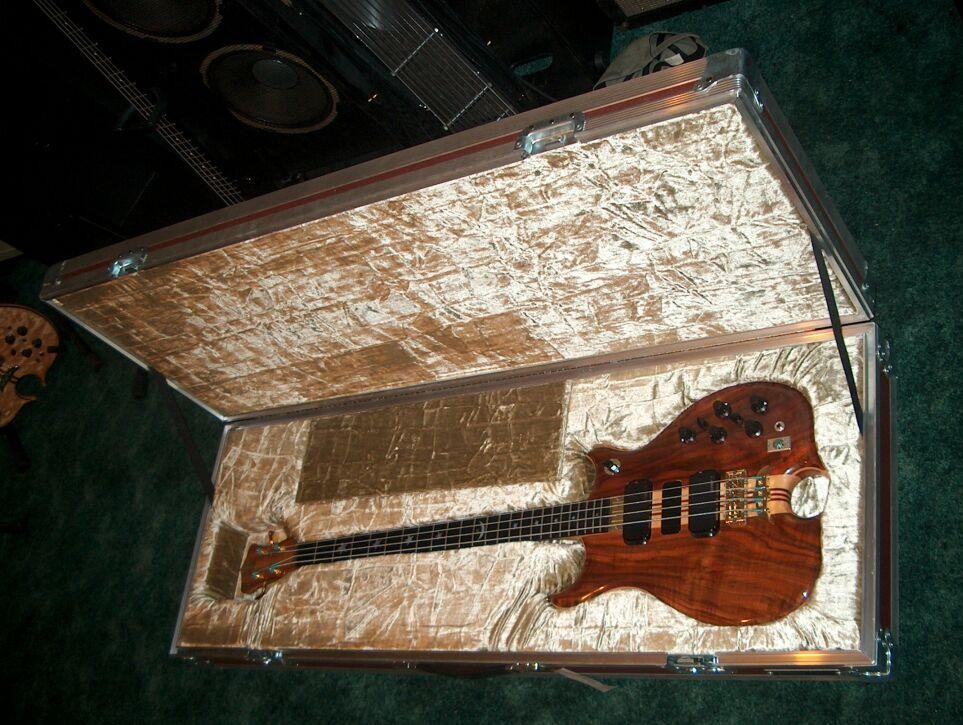 Bass in 20th Case - Small