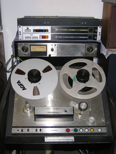 AMPEX AG440B FULL  TRACK