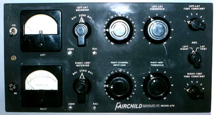 Fairchild 670