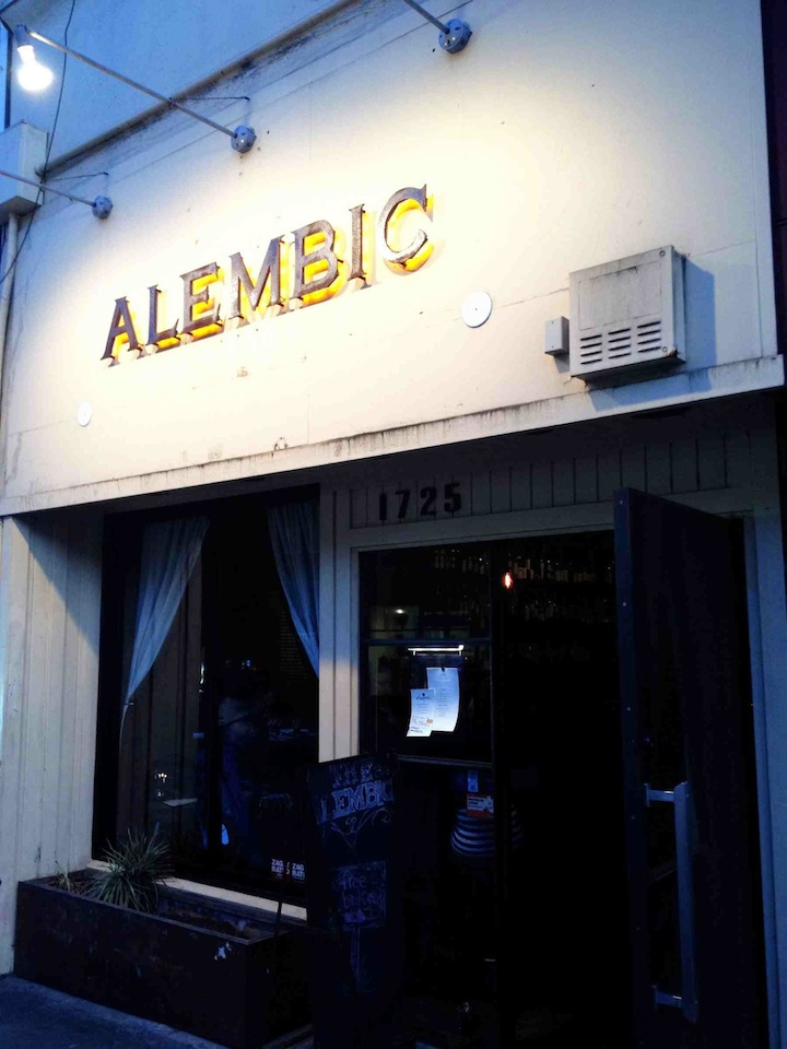 alembic food