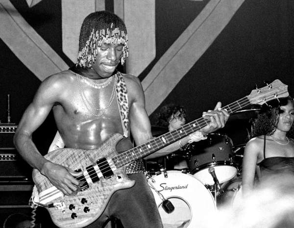 "Wizzard from ""Mother's Finest"""