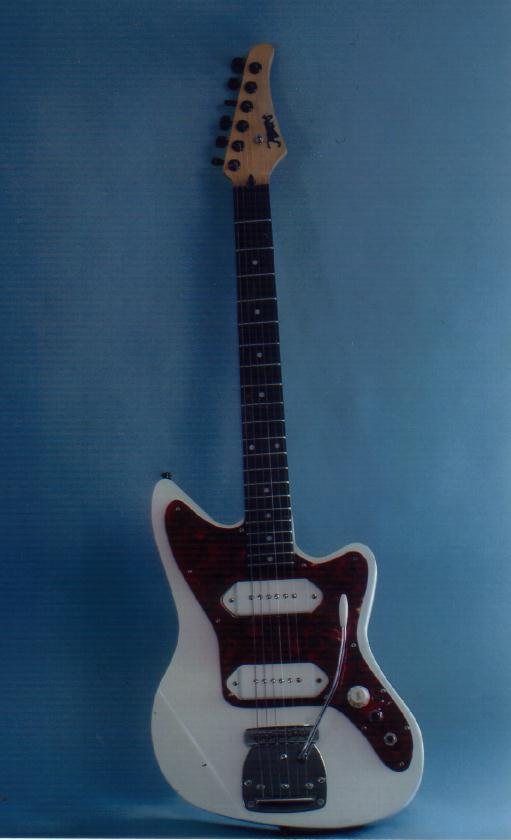 Mini Jazzmaster