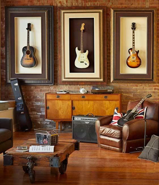 Guitar Frame
