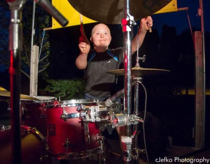 Isaac Drumming