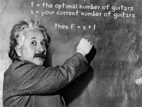 Einstein says . . .