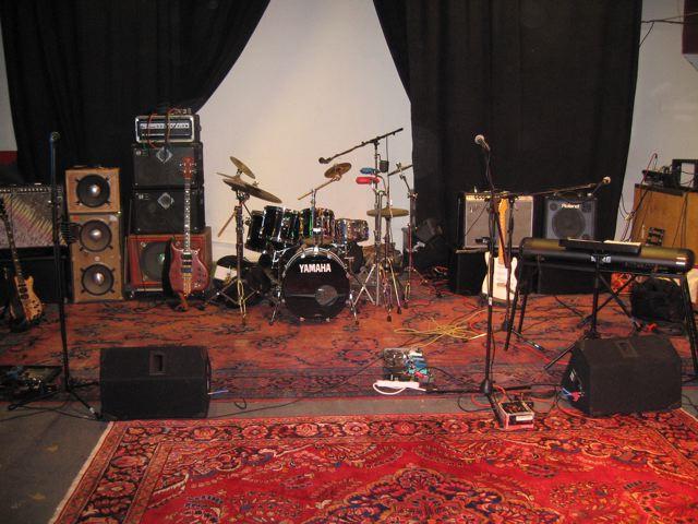 rehearsal venue