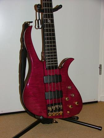 Peavey B-Quad 4 body front