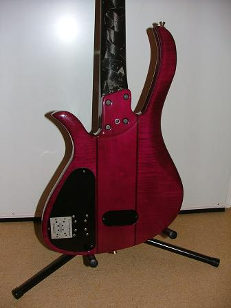 Peavey B-Quad 4 body back