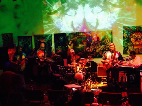 Easywind @ the art house