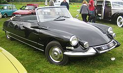 1967  Citroen DS Convertible