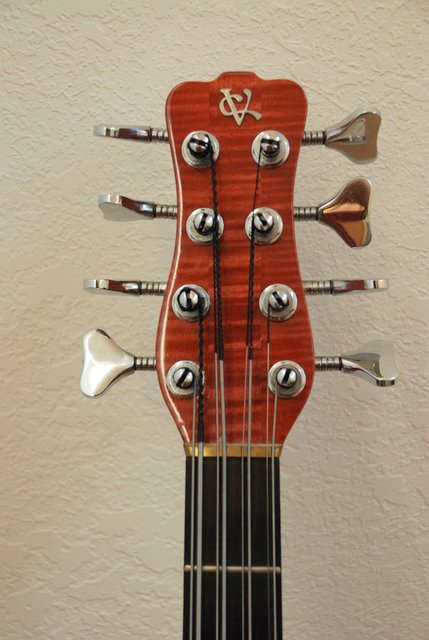 Veillette-Citron 8-string bass, 2