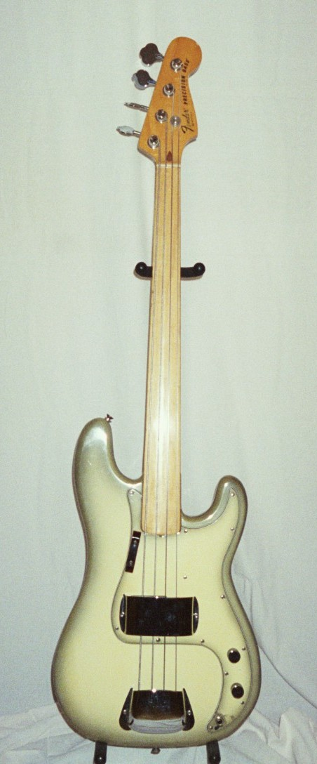 &#39;78 Antigua Fretless