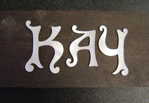 Kay cut