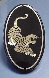 Todd's Tiger