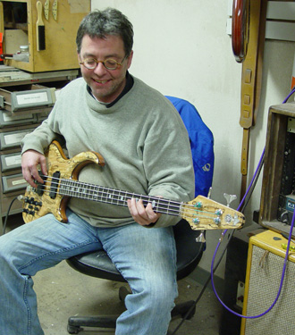 val plays ken's bass