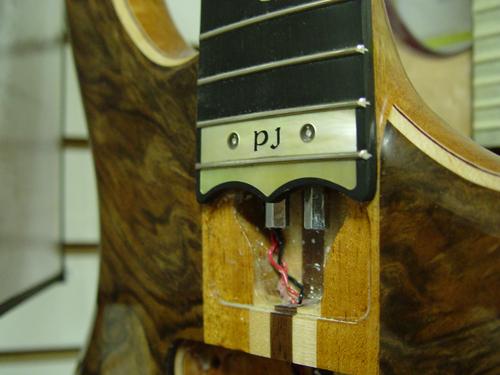 PJ closeup