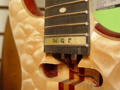 WGP inlay