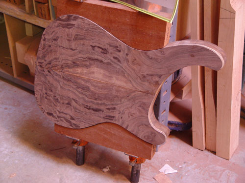 walnut body