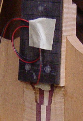 core clamps close