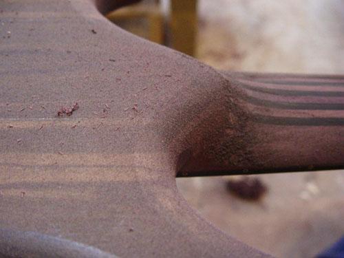 heel mid carve