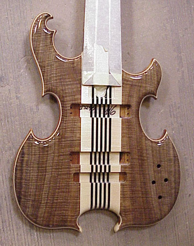 Randy&#39;s 6-string custom