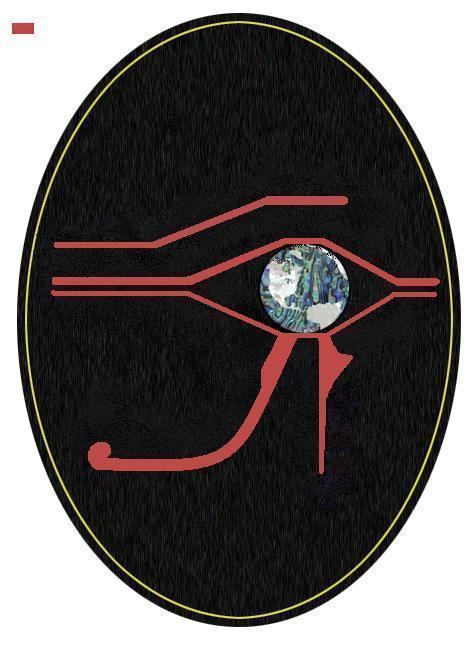 Eye of Horus mock up