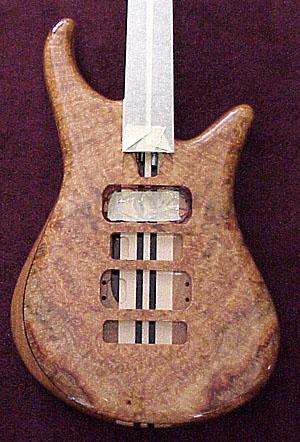 Rod's bass