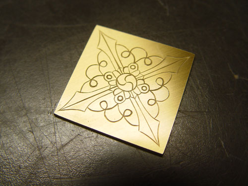 DHarma Seal Bronze