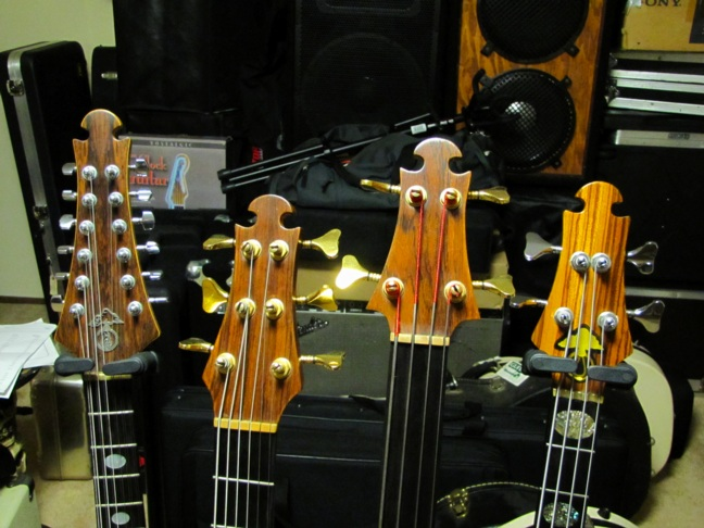 knobby headstocks