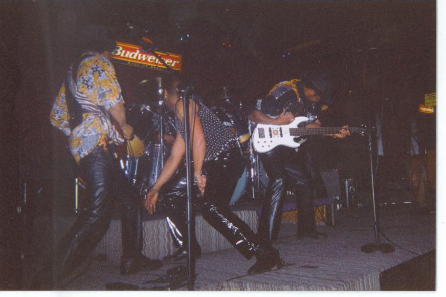punk funk!