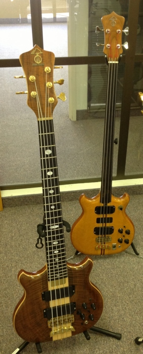 scss series I fretless