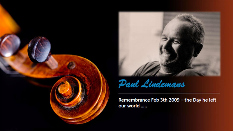 We remember Paul