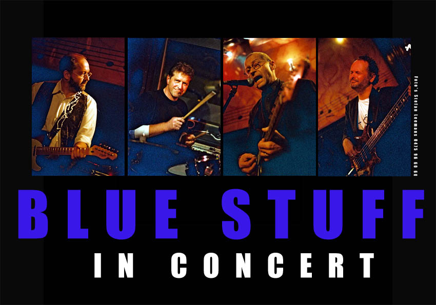 Blue Stuff in Concert