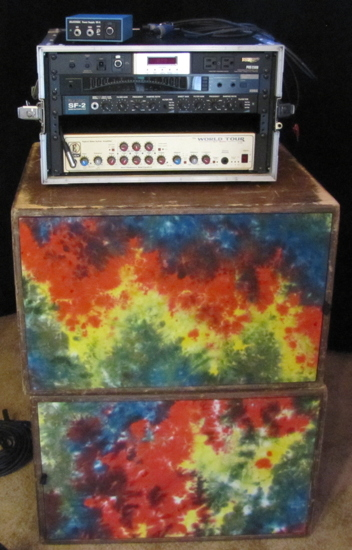don's bass rig